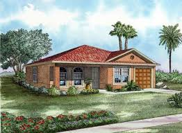 one story house plans cottage house plans