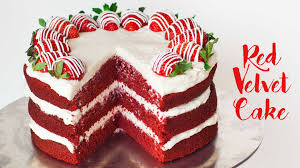 red velvet cake youtube