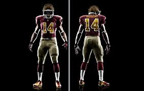redskins to wear 1937 throwback uniforms against panthers on