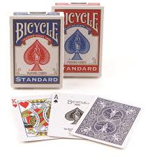 amazon com bicycle standard index playing cards 1 deck colors