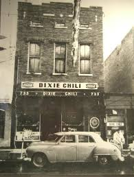 vintage photo of dixie chili parlor in newport ky greater