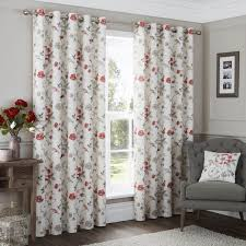 Floral Lined Curtains Marvelous Floral Eyelets Excellent Anya Linedand For