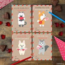 kids valentines cards friends kids cards lia griffith