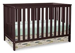 Davinci Kalani 4 In 1 Convertible Crib by Crib Front Rail Height Best Baby Crib Inspiration