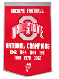 Ohio State Home Decor Ohio State Banner 76100 79 99 Teams And Themes Sports Mats