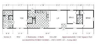 3 bedroom mobile home floor plans 3 bedroom modular home plans gizmogroove com