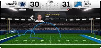 dallas cowboys vs detroit lions the boys are back