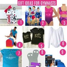 25 gymnastics gifts for the gymnast in your working