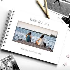 personalised photo albums personalised friendship book by amanda hancocks