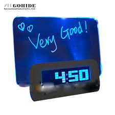aliexpress com buy gohide 1pcs alarm clocks fashion design