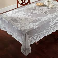 Dining Room Tablecloths by Dining Room Large 100 Inch Lace Tablecloths With Laminate Floor