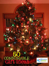 50 consumable gift ideas mommysavers