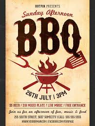 bbq tickets template 16 bbq flyer template free word pdf psd eps indesign format