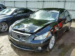 Infiniti M56 For Sale West by 2011 Infiniti M56 Fl Jacksonville West Photos Salvage Car