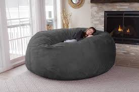 Bean Bag That Turns Into A Bed This Giant Bean Bag Ineeeedit