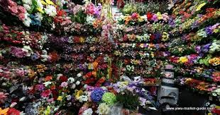 Flowers Wholesale Artificial Flower Showrooms Yiwu China 3