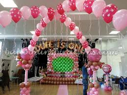 teddy bears inside balloons balloon inspirations spectacular balloon and party decorations for