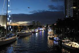 winterfest boat parade is the highlight of fort lauderdale u0027s
