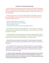 Science Essay Examples What A Narrative Essay Resume Cv Cover Letter Narrative Essay