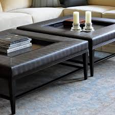 Table With Ottoman Underneath by Coffee Table Coffee Tables With Ottomans Contemporary Coffee