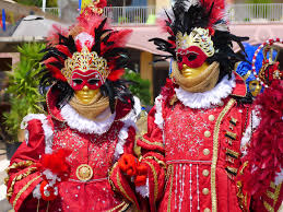 carnaval masks venetian carnival masks what are the most traditional ones