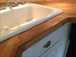 furniture best wood for butcher block countertop white kitchen