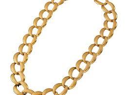 large gold link necklace images Thick gold chain link necklace promotion shop for big gold link jpg