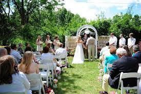 Country Backyards Country Do It Yourself Wedding Rustic Wedding Chic