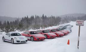 porsche 911 winter porsche takes the chill out of driving on ny daily