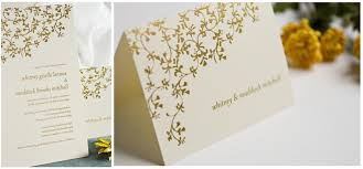 thermography wedding invitations thermography wedding invitations vibrant gold on white luxurious