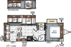 Rockwood Trailers Floor Plans Forest River Rockwood Ultra Lite Rvs For Sale Camping World Rv Sales