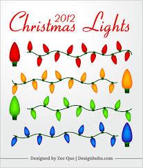 Christmas Light Template Vector Christmas Lights Free Download Clip Art Free Clip Art