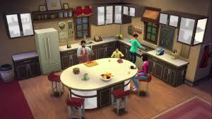 how to make a corner kitchen cabinet sims 4 how to make half cabinets and rounded corners in the sims 4