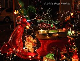 funky austin christmas lights at 37th street diggingdigging