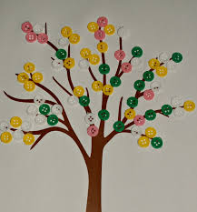 tree craft and maths ofamily learning together