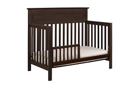 Mayfair Convertible Crib Davinci Toddler Bed Coversion Kit Espresso Nursery