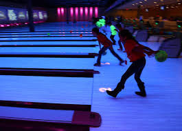 black light bowling near me bowling main event