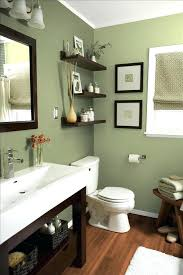 green bathroom paint ideasholiday ready room refresh green