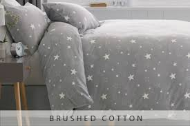 Brushed Cotton Duvet Cover Double Bed Sets Cotton U0026 Luxury Bed Sets Next Official Site