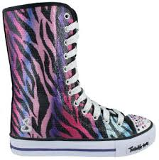 skechers womens light up shoes s skechers twinkle toes shuffles notorious light up shoes