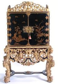 William And Mary Chair William And Mary Period Lacquered Cabinet On Stand Chappell