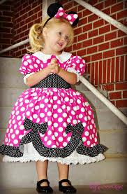 Pink Minnie Mouse Halloween Costume Perfect Minnie Mouse Dress U2014 Pattern Revolution