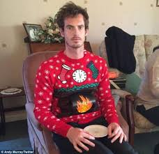 Andy Murray Meme - andy murray christmas blank template imgflip