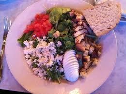 Coastal Kitchen Seattle - wonderful chef salad picture of coastal kitchen seattle