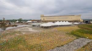 full size noah u0027s ark recreated for biblical theme park in kentucky