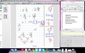 Adding Fractions Worksheets Adding Subtracting Multiplying And Dividing Fractions Grade 9