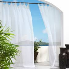 Where To Buy Outdoor Curtains Buy Outdoor Curtains For Patio From Bed Bath U0026 Beyond