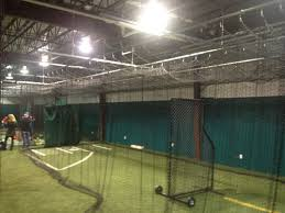 Basement Batting Cage by Sport Net Curtain Tracks Suspending Curtain Track Systems