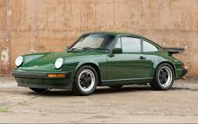 porsche 911 cs 1989 porsche 911 3 2 sport gooding company
