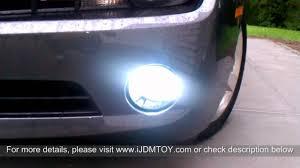 Camaro Fog Lights 360 Degree Shine 68 Smd P13w Led Bulbs For 2011 Chevrolet Camaro